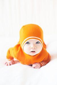 orange väpnarhuva
