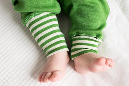 grön/vit mudd