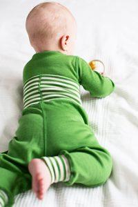 grönt set bak