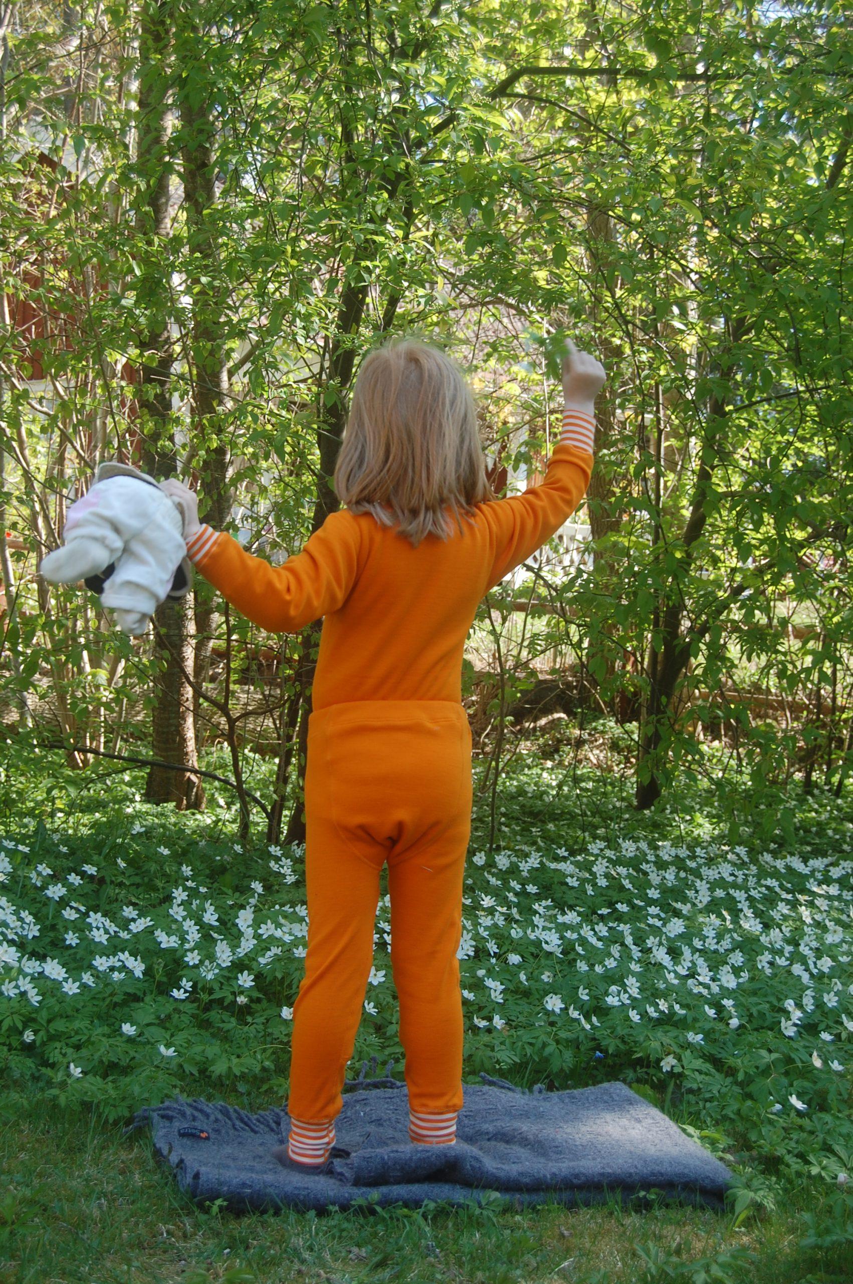 orange set bak