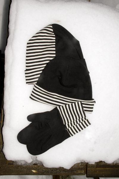 svart/vit
