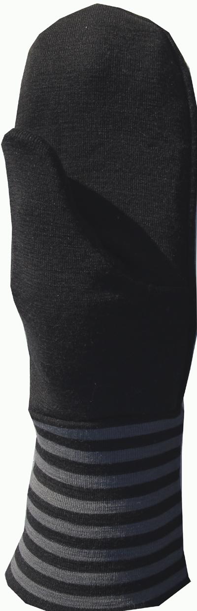 svart/grå